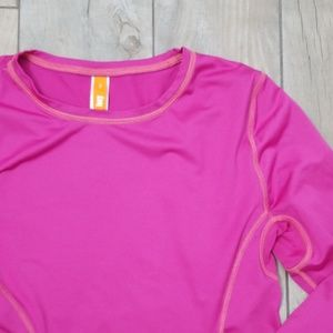 Lucy Tops - Lucy long sleeve technical tee
